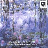 Faure, Ravel, et al: Four Hand Piano Works / Duo Mento