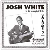 Josh White: Complete Recorded Works, Vol. 5 (1944)