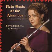 Flute Music of the Americas / Merrie Siegel, Jay Maucheley