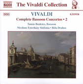 Vivaldi Collection - Complete Bassoon Concertos Vol 2
