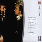 Beethoven, Schumann / Jan Vogler, Bruno Canino
