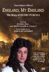 England My England / Purcell, Callow, Gardiner [DVD]