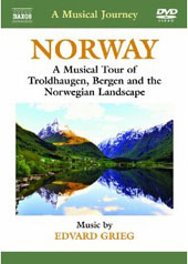 A Musical Journey: Norway / Music by Grieg [DVD]