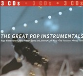 Various Artists: The Great Pop Instrumentals [Digipak]