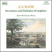 Bach J.s.: Inventions & Sinfonias