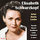 Puccini, Mozart, Beethoven, etc / Elisabeth Schwarzkopf