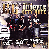B.G. (Rap): We Got This [PA]