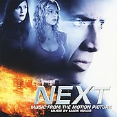 Mark Isham: Next [Music from the Motion Picture]