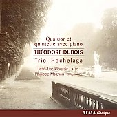 Th&#233;odore Dubois, Vol 2 / Trio Hochelaga