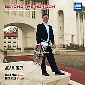 Beyond the Horizon - Music for Euphonium / Adam Frey, et al