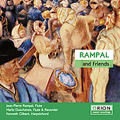 Rampal and Friends - Krebs, Quantz, Bach, etc