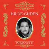 Prima Voce - Hilde G&uuml;den
