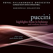 Royal Philharmonic Orchestra - Puccini: Opera Highlights