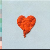 Kanye West (Rap): 808s & Heartbreak