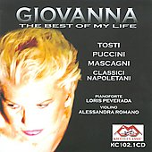 Giovanna Nocetti: Giovanna: The Best of My Life