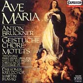 Bruckner: Ave Maria / Martin Flamig, Dresdner Kreuzchor