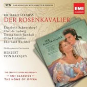 R. Strauss: Der Rosenkavalier / Herbert Karajan, et al