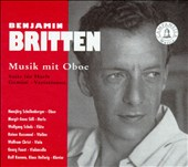 Britten: Musick for Oboe