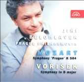 Mozart: Symphony 'Prague' K. 504; Vorísek: Symphony in D major