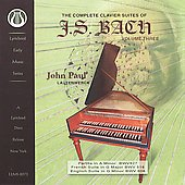 Complete Clavier Suites Of J.S. Bach 3
