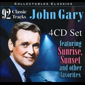 John Gary: Collectables Classics: the Very Best of John Gary [Box]