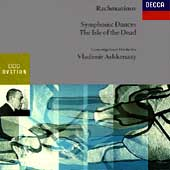 Rachmaninov: Symphonic Dances, Isle of the Dead / Ashkenazy