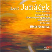 Janácek: Piano Works Vol. 1