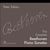 Beethoven: Complete Piano Sonatas