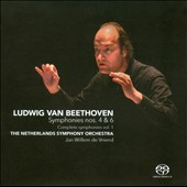 Beethoven: Symphonies 4 & 6