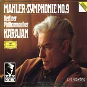 Karajan Gold - Mahler: Symphony no 9 / Berlin Philharmonic