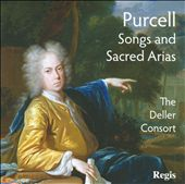 Purcell: Songs and Sacred Arias / Alfred Deller, countertenor