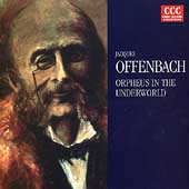 Offenbach: Orpheus in the Underworld / Hanell