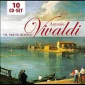 Antonio Vivaldi: Il Prete Rosso