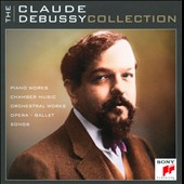 The Claude Debussy Collection / Piano, Chamber, Orchestral, Opera, Ballet & Songs