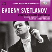 Svetlanov Conducts Russian Composers - Glazunov, Medtner, Prokofiev et al.