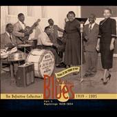 Various Artists: Plug It In! Turn It Up! Electric Blues - The Definitive Collection, Pt. 1: Beginnings 1939-1954 [Box]