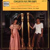 Concertos for Two Harps / Mildonian, Michel, Moglia