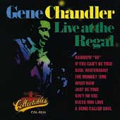 Gene Chandler: Live at the
