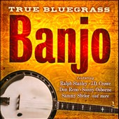Various Artists: True Bluegrass Banjo