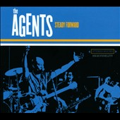 The Agents/Agents (Reggae): Steady Forward [Digipak]