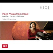 Piano Music from Israel - works by Josef Tal; Tzi Avni; Gil Shohat / Heidrun Holtmann, piano