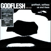 Godflesh: Godflesh/Selfless/Us and Them [Box]