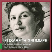 Great Singers Live: Elisabeth Grummer sings Mozart