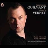 Guilmant Alexandre: Sonate No. 1 & 5
