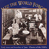 Various Artists: Jazz the World Forgot, Vol. 2
