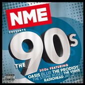 Various Artists: NME Presents the 90s [PA] [Digipak]