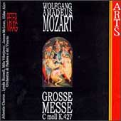 Mozart: Grosse Messe / Maag, Russell, Vilotijevic, et al