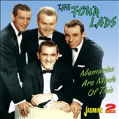 The Four Lads: Memories Are Made of This