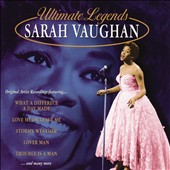 Sarah Vaughan: Ultimate Legends *