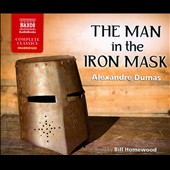Bill Homewood: The Man In The Iron Mask [Box]